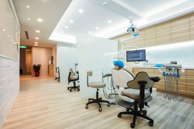 寬敞的診療空間
